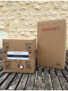 Bag-in-box Cabernet 10L